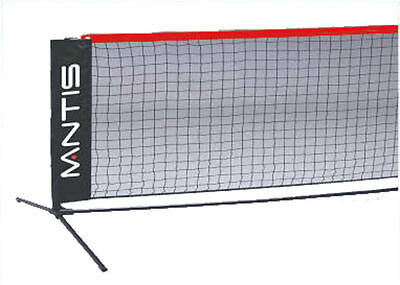 Mantis Mini Easy Assemble Tennis 6m Net Comes In Carry Bag
