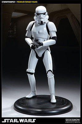 Star Wars Stormtrooper Premium Format™ Figure by Sideshow Collectibles SS7180