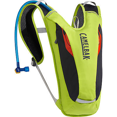 Camelbak Dart 50Oz MTB Cycling Cycle Bike Hydration Pack - Lime/Char - Clearance
