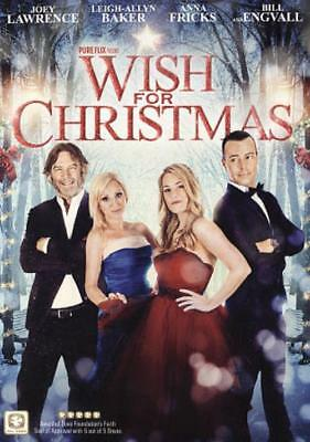 A Wish For Christmas New Dvd