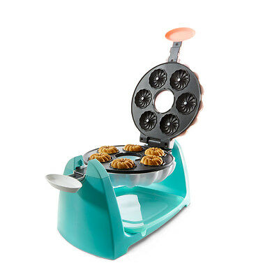 Donut Maker Small Kitchen Appliances Non Stick Cooking Plate Consistency Spreads