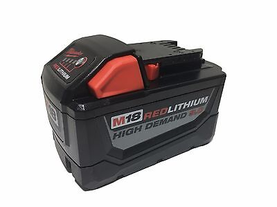 MILWAUKEE M18 REDLITHIUM 9.0 BATTERY 48-11-1890 9.0AH Battery Brand New Lith-Ion