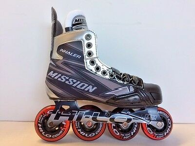 Mission Inhaler NLS5 Inline Roller Hockey Skates