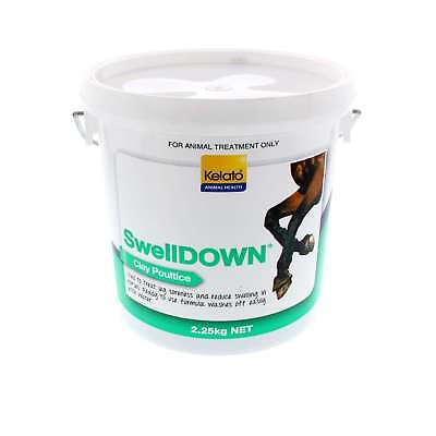 Swell Down Poultice for Leg Soreness Reduce Swelling Horse Equine 2.25kg