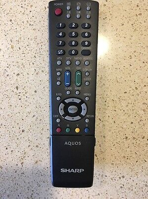 Original Sharp Remote Control Ga774Wjsa Suits Lc32D77X Lc42D77X Lc46D77X Lc52D77