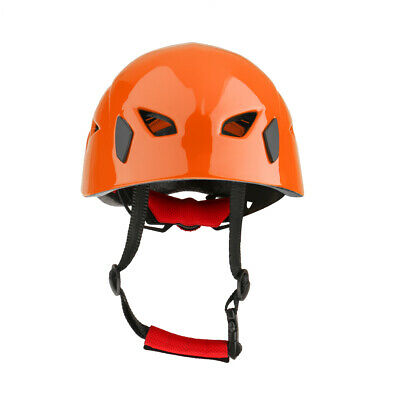Outdoor Climbing Abseil Safety Helmet Kayak Caving Rappel Rescue Protector Hat