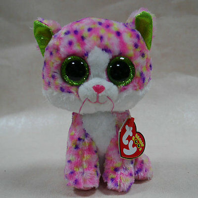 new ty beanies boos Cat Sophie stuffed animal toy