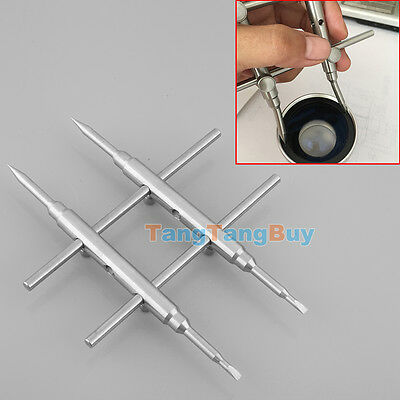 1set Pro DSLR Lens Repair Spanner Wrench Tool For Camera Lens Opening with Screw