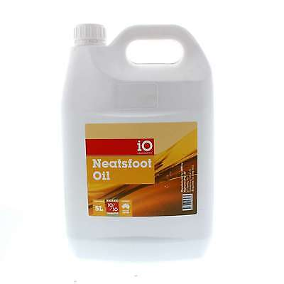 Neatsfoot Oil Leather Care Horse Equine 5L