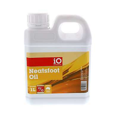 Neatsfoot Oil Leather Care Horse Equine 1L