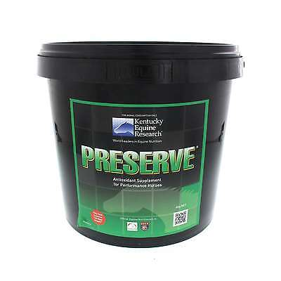 Preserve Antioxidant Supplement for Performance Horses Equine 4kg Supplement