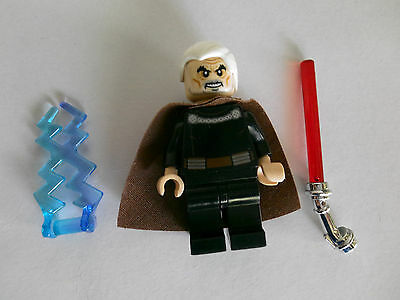 Lego Star Wars Figur - Count Dooku - 75017       (434)