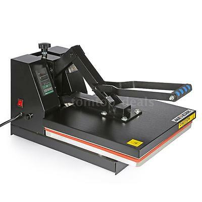 "12"" x15"" HEAT PRESS T-SHIRT HAT CAP MUG DIGITAL TRANSFER SUBLIMATION MACHINE"
