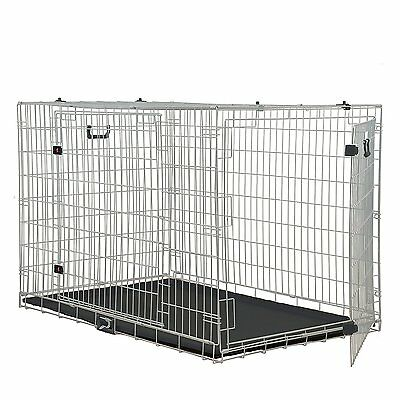 Rosewood Options Large Cage Fold Flat Dog Cat Pet Crate Carrier 91 x 64 x 69cm