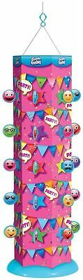 Pixie Pink Emoji Goodie Gusher, Children's Party Activity, Refillable, New