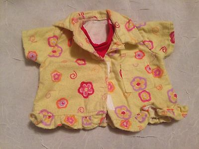 """My Size Barbie Toddler 16""""  Doll Kelly Pajamas Top Clothes"""