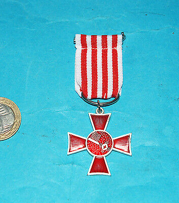 German Hanseatic Cross Bremen Merit In War Hanseatenkreuz. (Rf)