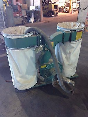 Grizzley Dust Collector, Bag Type