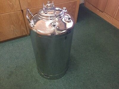 Apache Stainless 30L Beer Fermenter Pressure Vessel