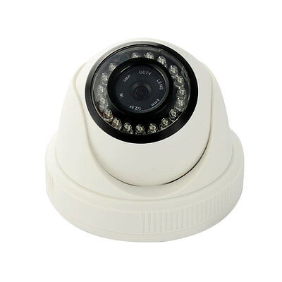 CA-2360l-R Explosion Proof Camera W/IR LED Vandal-proof Security 12V DC Black