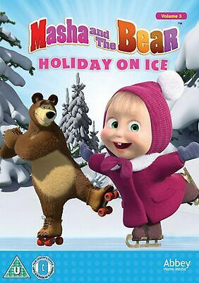 Masha and the Bear: Holiday On Ice [DVD]