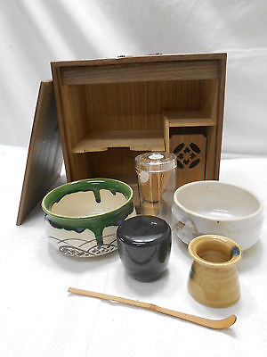 Tea Set Japanese Tea Ceremony Traditional  Vintage #68
