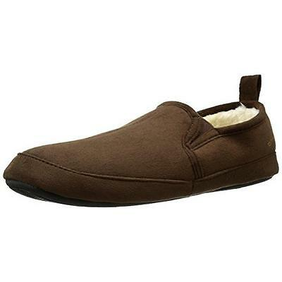 Dockers 4349 Mens Faux Suede Slip On Loafer Slippers Shoes BHFO