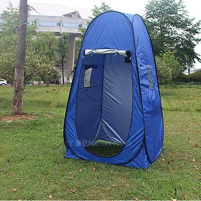 Portable Pop UP Camping Outdoor Beach Bathing Shower Tent Toilet Changing Room