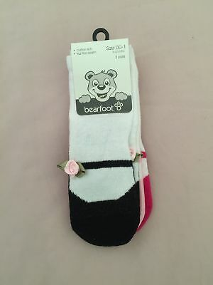 Baby Girls' Bearfoot Socks