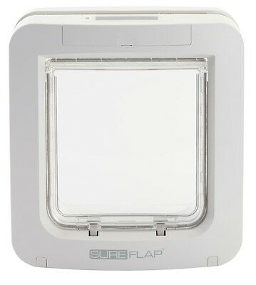 SureFlap Microchip LARGE Pet Door (lg cat, small dog) Opening 178x170 w/CURFEW