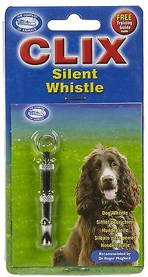 Clix Professional Whistle For Dogs Training