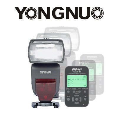 YONGNUO YN622N-TX Flash controller For Nikon + YN685 TTL Flash Speedlite Camera