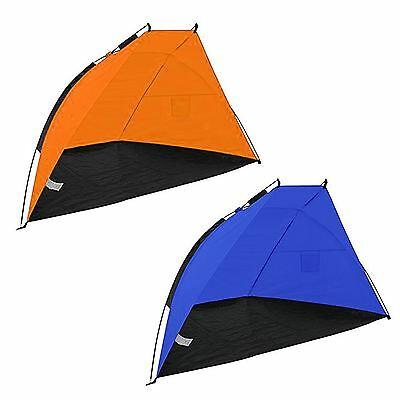 Beach Shelter Wind Break Canopy UV Sun Shade Tent Festival Camping Screen