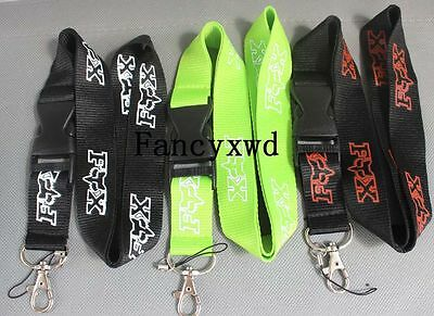 10 pcs Apparel Brands Lanyard With Oval Clasp And Detachable Buckle  NLK-38