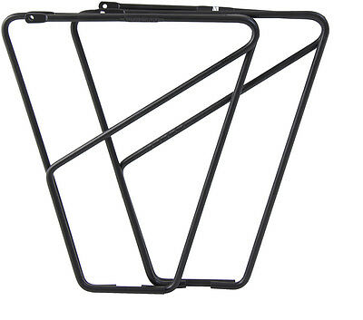 M-Part FLR Front Low Rider Cycle Rack For Braze On Fitting - Black - Clearance