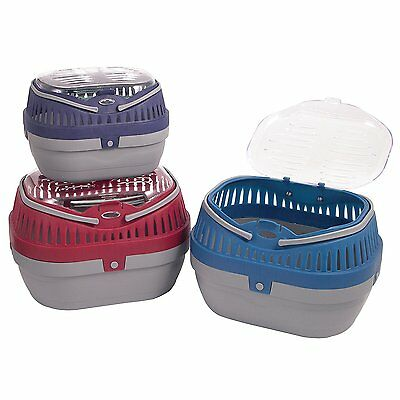 Rosewood Large Pod Pet Carrier For Small Animals Hamster Guinea Pig Rabbit etc.