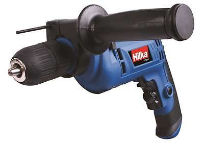 Hilka 600W Electric Hammer Drill Variable Speed Impact Driver Screwdriver