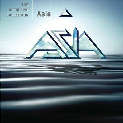 NEW SEALED CD ~ ASIA ~ THE DEFINITIVE COLLECTION.BEST OF,ART / PROG ROCK, 80's