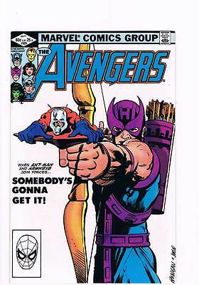 Avengers # 223 Of Robin Hoods and Roustabouts ! Taskmaster grade 9.4 hot book !!