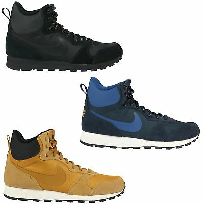 on sale bb232 17a72 Nike MD Runner 2 Mid Premium Schuhe Sneaker Boots Winter Herren