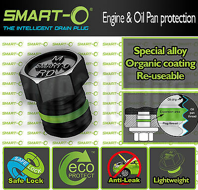 Smart-o Oil Drain plug -M14X1.5- BMW R 1200 C Avantgarde high bar - 1999
