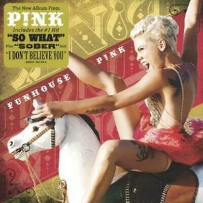 Pink : Funhouse CD (2008) Value Guaranteed from eBay's biggest seller!