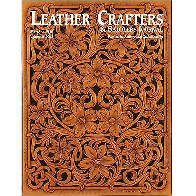 Leather Crafters & Saddlers Journal Back Issues Clearance Sale - 2015 Issues