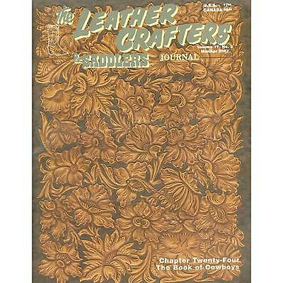 Leather Crafters & Saddlers Journal Back Issues Clearance Sale - 2007 Issues