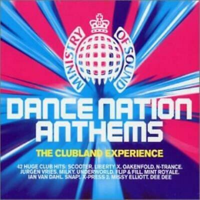 Various Artists : Dance Nation Anthems CD Highly Rated eBay Seller, Great Prices