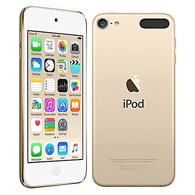 Apple iPod touch 6th Generation Gold (32GB) Very Good Condition
