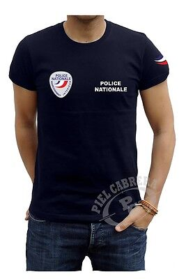 Shirt Police Nationale Renseignement Interieur