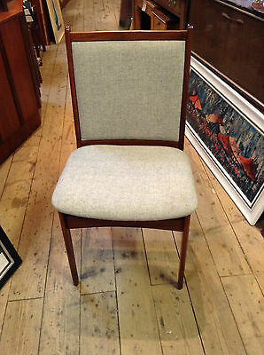 Danish Retro Rosewood Dining Chair by SOS 1960s/ 70s rare