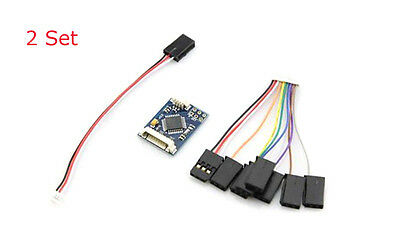 2X PPM Encoder V2.0 for Pixhawk PPZ MK MWC MegaPirate APM Flight Controller