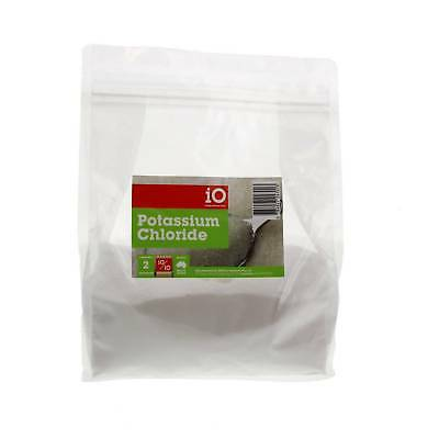 Potassium Chloride Horse Equine 2kg Health Supplement iO